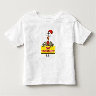 Eat Tofurkey Thanksgiving Gift T Shirts