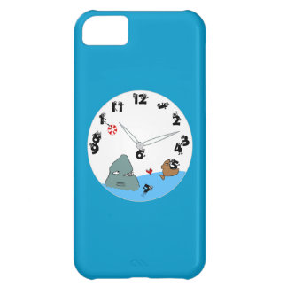 Eat Up My Time iPhone 5C Case