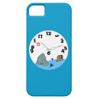 Eat Up My Time iPhone 5 Case