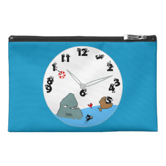 Eat Up My Time Travel Accessory Bag