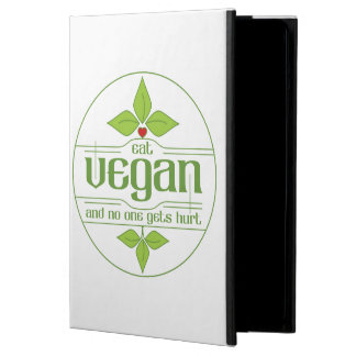 Eat Vegan and No One Gets Hurt Cover For iPad Air