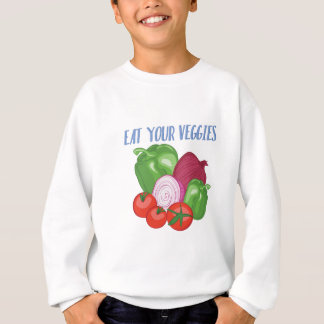 Eat Veggies Sweatshirt