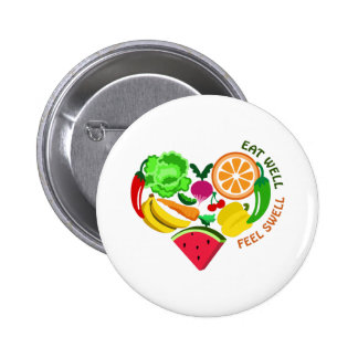 eat well feel swell pins