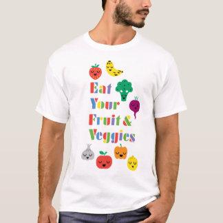 Eat your fruit veggie lll T-Shirt