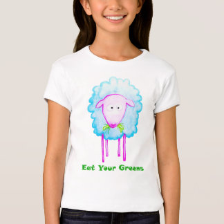 Eat Your Greens girl, Figursydd sweater