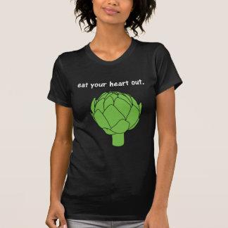 eat your heart out. (artichoke) T-Shirt