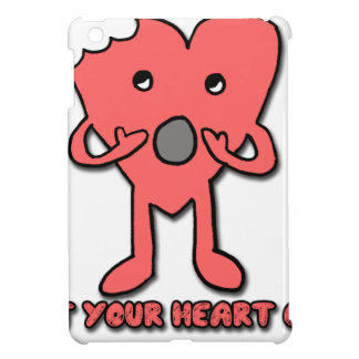 Eat Your Heart Out Pun Case For The iPad Mini