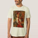 Eat Your Heart Out! Zombie Nouveau (Men's Natural) T-shirts