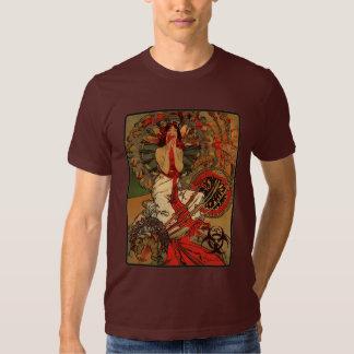 Eat Your Heart Out! Zombie Nouveau (Men's) T-shirt