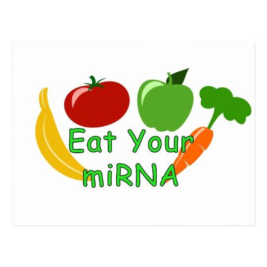 Eat Your miRNA Postcard