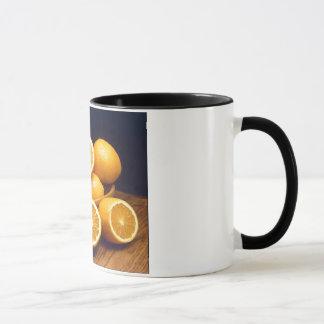 Eat Your Oranges Mug
