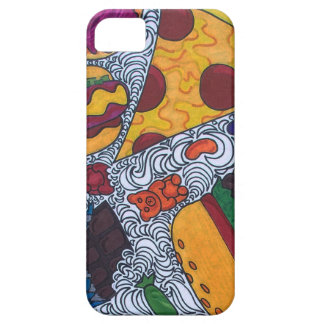 eat your phone iPhone SE/5/5s case