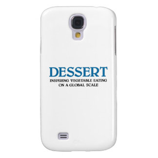 Eat Your Vegetables Galaxy S4 Case