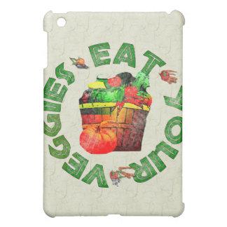 Eat Your Veggies Case For The iPad Mini