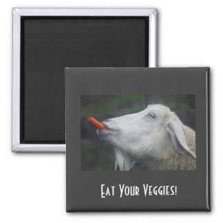 Eat Your Veggies! Magnet