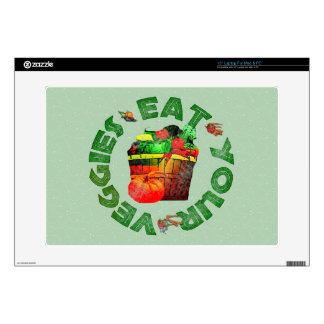 Eat Your Veggies Skins For Laptops