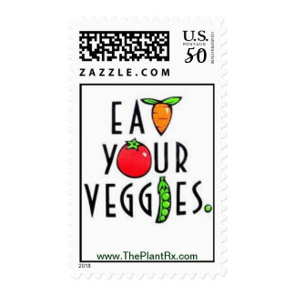 Eat your Veggies Stamps