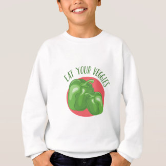 Eat Your Veggies Sweatshirt