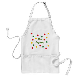 Eat Your Veggies The Peppers All-Purpose Apron