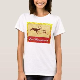 EatAnimals.com Autumn Ladies' Baby Doll T-Shirt