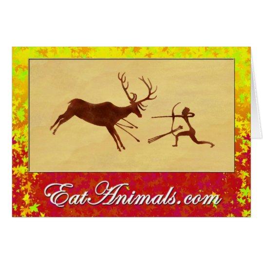 EatAnimals.com Card