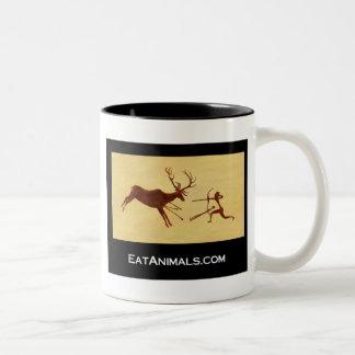 EatAnimals.com Mug