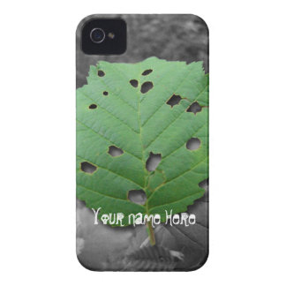 Eaten by Bugs; Customizable iPhone 4 Cover