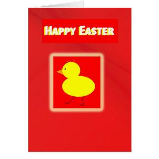 Eater Greetings Card