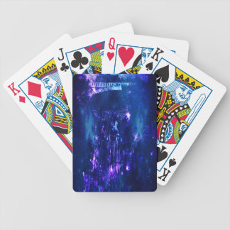 Eathereal Falls Bicycle Playing Cards