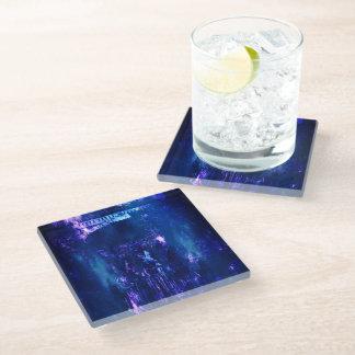 Eathereal Falls Glass Coaster