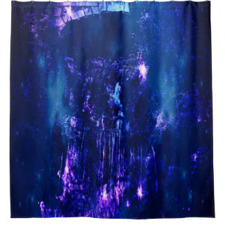 Eathereal Falls Shower Curtain