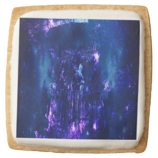Eathereal Falls Square Shortbread Cookie