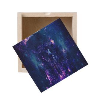 Eathereal Falls Wooden Keepsake Box