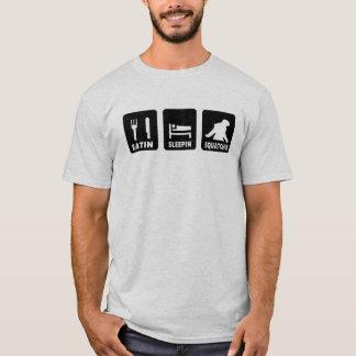 Eatin Sleepin Squatchin T-Shirt