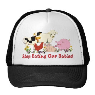 Eating Animal Trucker Hat