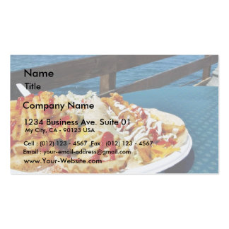 Eating At Imperial Beach Business Cards