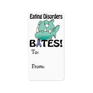 Eating Disorders BITES Label