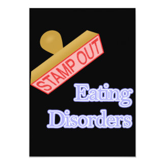 Eating Disorders Card