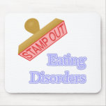 Eating Disorders Mouse Pad