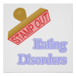 Eating Disorders Poster