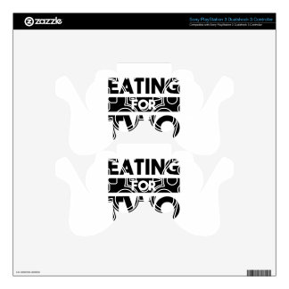 Eating for Two PS3 Controller Skins