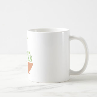 Eating Local Rocks Coffee Mug