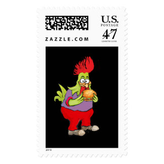 ** EatinG ** Postage
