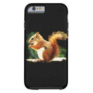 Eating Squirrel Tough iPhone 6 Case