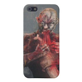 eating zombie iPhone 5/5S cases