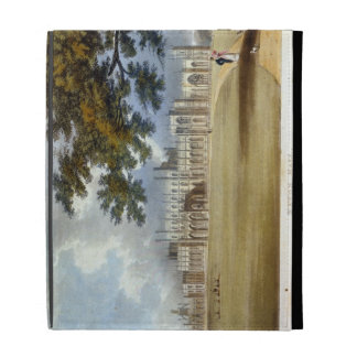 Eaton Hall, Entrance Front, from Ackermann's 'Repo iPad Folio Cases