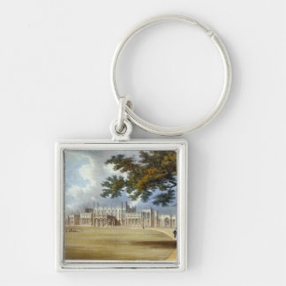 Eaton Hall, Entrance Front, from Ackermann's 'Repo Keychain