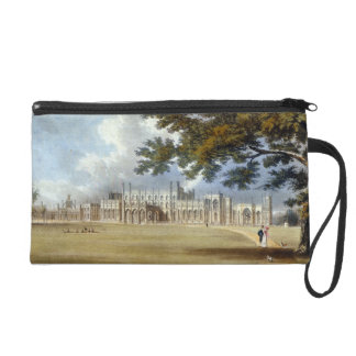 Eaton Hall, Entrance Front, from Ackermann's 'Repo Wristlet Purse