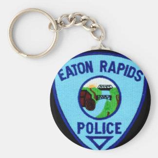 EATON RAPIDS POLICE DEPT. KEYCHAIN