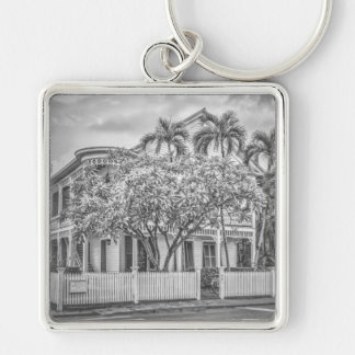 Eaton St. Conch House Keychain